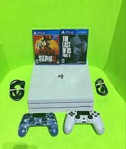PlayStation 4 Pro PS4 Pro 1TB Glacier White Console ******FREE SHIPPING *******