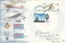 (05341) CLEARANCE GB Connoisseur FDC WRONG DATE on Battle of Britain 1968