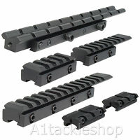 Hawke Weaver/Picatinny Adaptor Rail/Mount for Scope Mounts or Nightvision