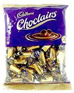 Cadbury Chocolairs Toffee Packet - Pack of 4