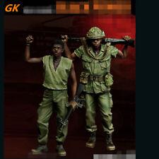 1:35 resin soldiers figures model WW II Vietnam, American soldiers 9245