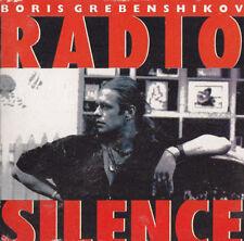"Boris Grebenshikov - 3""maxi-cd - Radio Silence, Young Lions, that Voice Again"