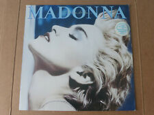 Madonna: True Blue (Deleted UK 1986 9 track Vinyl LP in Picture Sleeve)
