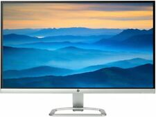 "HP 27es IPFS Full HD 27"" IPS LED Utrafast Monitor (1080p) Natural Silver"