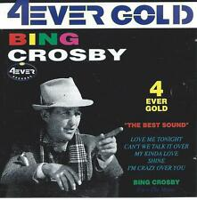JAZZ / POP CD - BING CROSBY - 4 EVER GOLD FOREVER