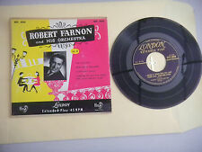 ROBERT FARNON   volume 3     4 songs  sleeves worn PICTURE SLEEVE 6068 LONDON 45