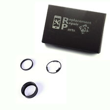 Camera Lens Ring Replacement Repair Part for GoPro Hero 4 Black/Silver Hero3+