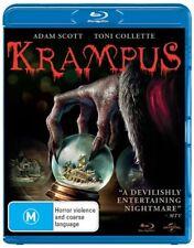 *New & Sealed*  Krampus  (Blu-ray, 2016) Christmas Demon Horror Movie!