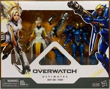 Hasbro Overwatch Ultimates PHARAH and Mercy Ange E6494 E6376