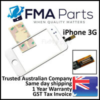 iPhone 3G White Front Touch Screen Glass Digitizer Panel New Repair Replacement