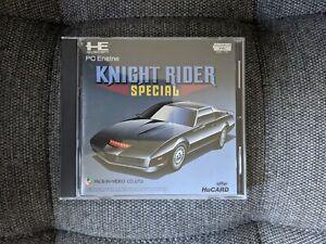 KNIGHT RIDER SPECIAL NEC PC Engine HuCARD Japan Import JP JPN