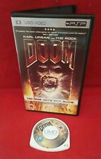 Doom Sony PSP (UMD)