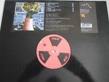 REGGAE LP - BILL LASWELL MEETS STYLE SCOTT - DUB MELTDOWN   ~ 1997 ~ 8 TRACK EX