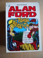 ALAN FORD n°199 Ed. Corno    [G399]