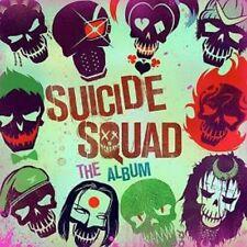 Suicide Squad : The Album - New CD Album