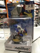 Amiibo Falco Super Smash Bros Collection No.52 NUOVO SIGILLATO
