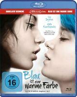Blau ist eine warme Farbe [Blu-ray/NEU/OVP] intime Chronik einer großen Liebe zw