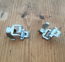 RENAULT 9 11 TURBO 19 16V CLIO MK1 INNER DOOR HANDLE LOCATING CLIPS x 2 Pcs