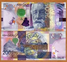 KBA-GIORI, Test / Advertising note / Specimen, 2005, Jules Verne UNC > Type 2
