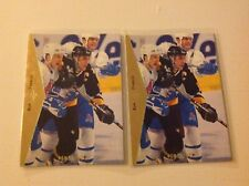 1994-95 SP Penguins Hockey Card #92 Ron Francis. Lot of 2