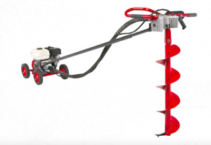 HOC MLD-5H LITTLE BEAVER MECHANICAL AUGER + 1 YEAR WARRANTY + FREE SHIPPING