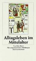 Alltagsleben im Mittelalter (insel taschenbuch) von Bors... | Buch | Zustand gut