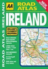 AA Road Atlas Ireland (AA Ireland Road Atlas),AA Publishing