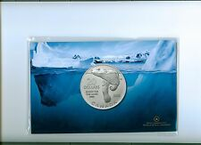 2012 $20 Polar Bear .9999 Silver (Special Strike) Silver Commemorative
