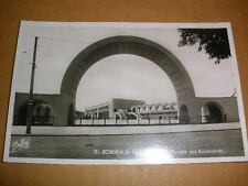 Bordeaux 1942 stade municipal Facade du boulevards