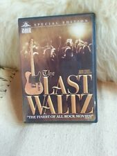 The Last Waltz DVD Special Edition Martin Scorsese Collection 2005