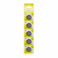 5 x PCS CR2016 DL2016 ECR2016 LM2016 BR2016 Button Cell Coin Battery XinLU