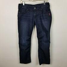 Silver Suki Capri Womens Dark Wash Jeans Size 29