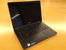 """Dell Latitude 12 E7270 Core I5-6300u 4gb RAM 128gb SSD 12.5"""" Win 7 Ultrabook"""