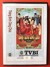 THANG BINH CONG CHUA - PHIM BO HONGKONG - 4DVD -  USLT