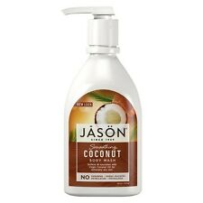 Jason Smoothing Coconut Body Wash in Pump Bottle 887ml