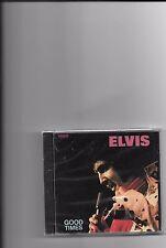 "ELVIS PRESLEY, CD ""GOOD TIMES"" NEW SEALED"