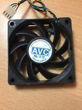 AVC VENTILATEUR CPU DE07015T12U 12V_0.70A  70 x 70 x 15 mm