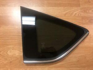 2013-2018 Toyota RAV4 RAV-4 Quarter Glass Window OEM Genuine LEFT