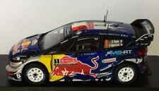 Ford Fiesta WRC Ogier Winner Portugal 2017 - IXO MNPRP2017