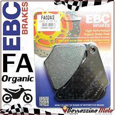 PASTIGLIE FRENO POSTERIORE EBC HARLEY DAVIDSON FL / FLH ELECTRA GLIDE 1340 73-80