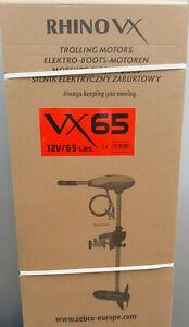 SUPERDEAL! ZEBCO RHINO R-VX 54 bezahlen und R-VX 65 SUPERSPORT bekommen  !!!