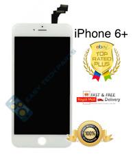 Per iPhone 6 PLUS + Bianco GENUINE OEM qualità LCD Digitalizzatore Sostituzione Dello Schermo
