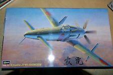 HASEGAWA 1:48 KYUSHU J71 SHINDEN  JAPANESE NAVY INTERCEPTOR  09122