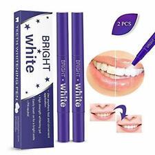 2 x Teeth Whitening Pen 20+ Uses, Painless, No Sensitivity, Natural Mint, 2 Pens