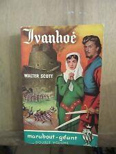 Walter Scott: Ivanhoé/ Collection marabout géant