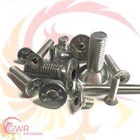 M5 GWR Colourfast ® PAC Viti-A2 Acciaio Inox-COLORATO Socket BULLONI
