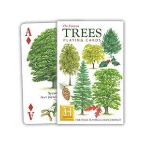 Trees Heritage Playing Cards