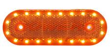 Era W47WW 12 V 24 V Amber Arancione LED Lampada a luce di posizione laterali Camion Rimorchio Auto Furgone