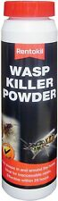 More details for rentokil wasp killer powder effective control of wasps nests easy to use- 150g