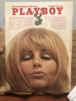 Playboy Magazine - December 1969 - Gloria Root - Complete with Centerfold